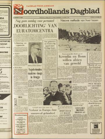 Noordhollands Dagblad : dagblad voor Alkmaar en omgeving 1969-12-08