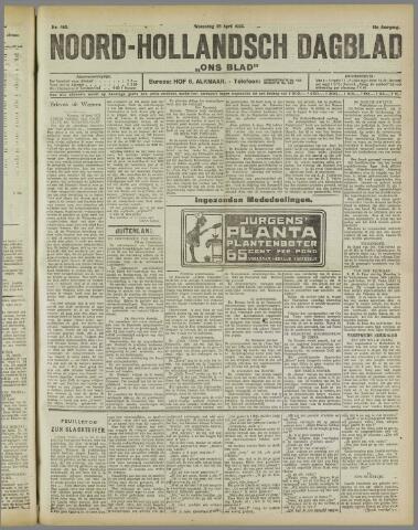 Ons Blad : katholiek nieuwsblad voor N-H 1922-04-26
