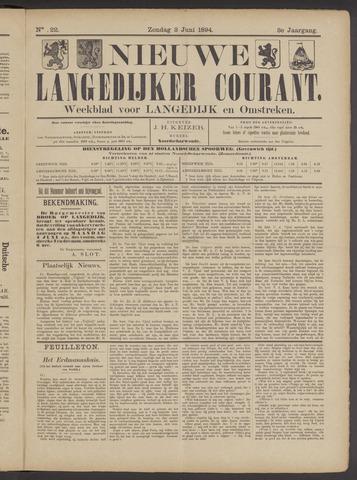 Nieuwe Langedijker Courant 1894-06-03