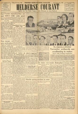 Heldersche Courant 1948-10-22