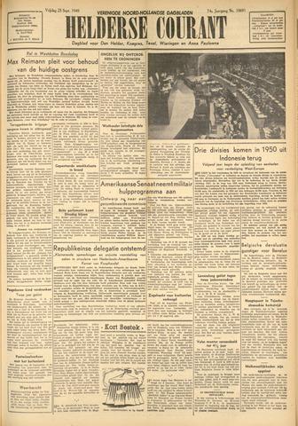 Heldersche Courant 1949-09-23