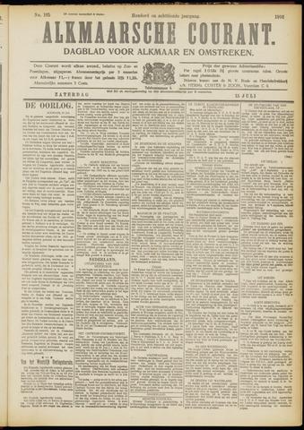 Alkmaarsche Courant 1916-07-15