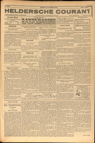 Heldersche Courant 1928-10-23