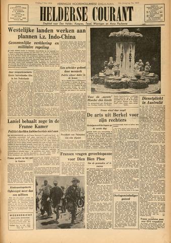 Heldersche Courant 1954-05-07