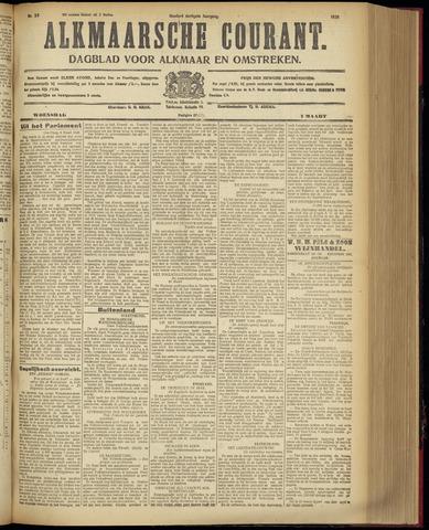 Alkmaarsche Courant 1928-03-07