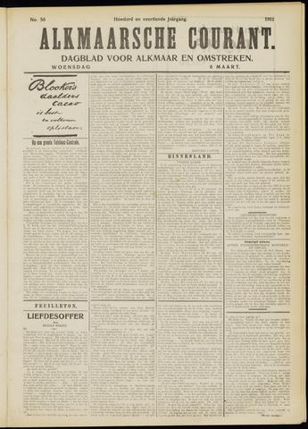 Alkmaarsche Courant 1912-03-06