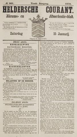 Heldersche Courant 1870-01-15