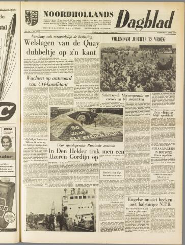 Noordhollands Dagblad : dagblad voor Alkmaar en omgeving 1959-04-27