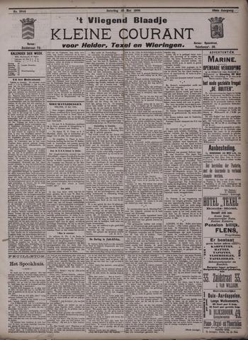 Vliegend blaadje : nieuws- en advertentiebode voor Den Helder 1900-05-19