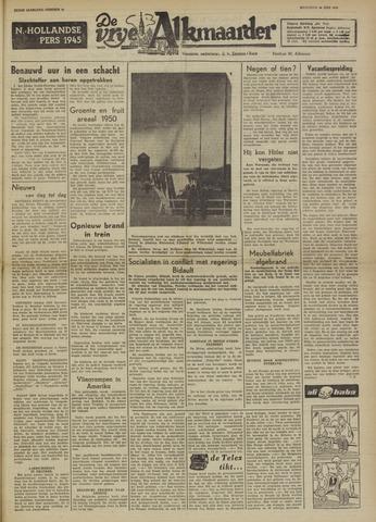De Vrije Alkmaarder 1950-06-26