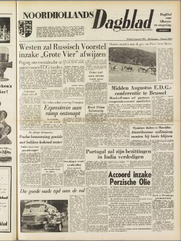 Noordhollands Dagblad : dagblad voor Alkmaar en omgeving 1954-08-06