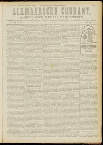 Alkmaarsche Courant 1919-05-10