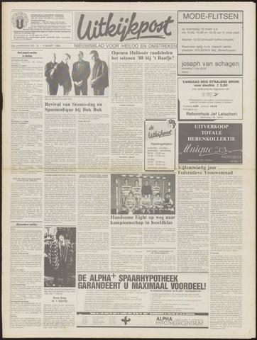 Uitkijkpost : nieuwsblad voor Heiloo e.o. 1988-03-09