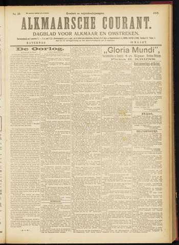 Alkmaarsche Courant 1917-03-10