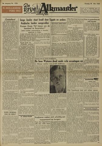 De Vrije Alkmaarder 1948-05-18