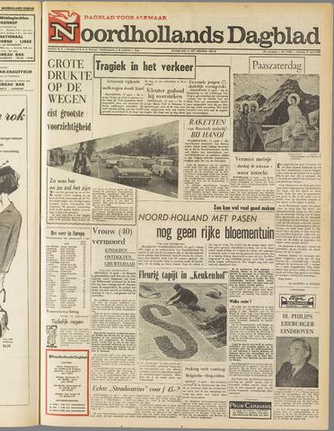 Noordhollands Dagblad : dagblad voor Alkmaar en omgeving 1965-04-17