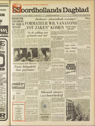 Noordhollands Dagblad : dagblad voor Alkmaar en omgeving 1967-03-16