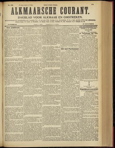 Alkmaarsche Courant 1928-11-17