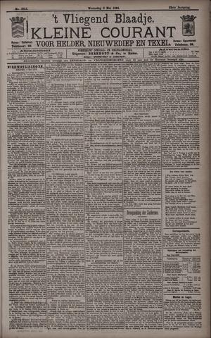 Vliegend blaadje : nieuws- en advertentiebode voor Den Helder 1894-05-09