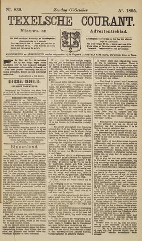 Texelsche Courant 1895-10-06