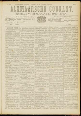 Alkmaarsche Courant 1919-05-07