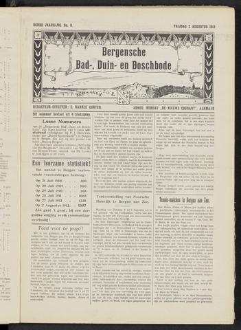 Bergensche bad-, duin- en boschbode 1912-08-02