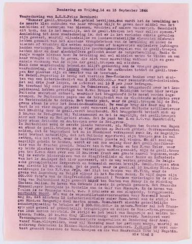 De Vrije Alkmaarder 1944-09-14
