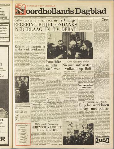 Noordhollands Dagblad : dagblad voor Alkmaar en omgeving 1963-03-27