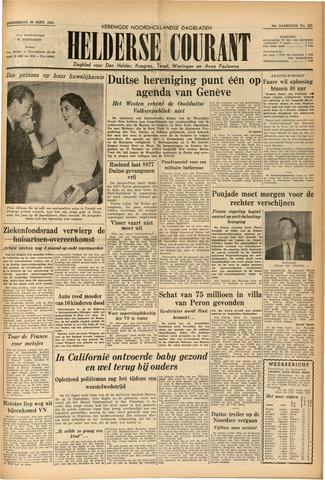 Heldersche Courant 1955-09-29