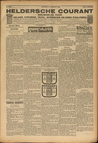 Heldersche Courant 1926-08-21