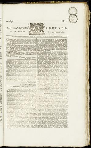 Alkmaarsche Courant 1836-02-22