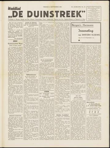 De Duinstreek 1950-09-08