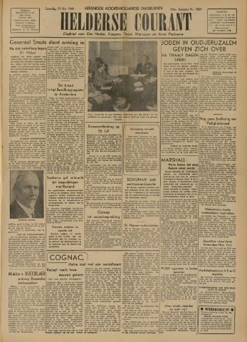 Heldersche Courant 1948-05-29