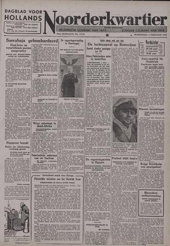 Dagblad voor Hollands Noorderkwartier 1942-02-04