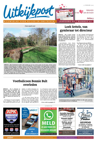 Uitkijkpost : nieuwsblad voor Heiloo e.o. 2020-02-12