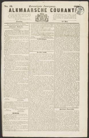 Alkmaarsche Courant 1868-05-10