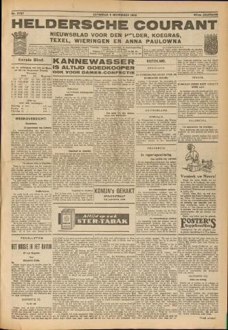 Heldersche Courant 1929-11-09