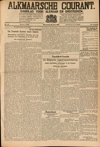 Alkmaarsche Courant 1934-06-20