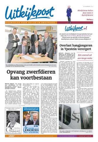 Uitkijkpost : nieuwsblad voor Heiloo e.o. 2015-02-18