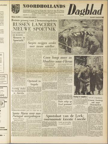 Noordhollands Dagblad : dagblad voor Alkmaar en omgeving 1961-02-06