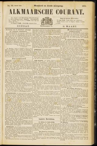 Alkmaarsche Courant 1901-03-31