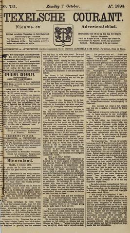 Texelsche Courant 1894-10-07