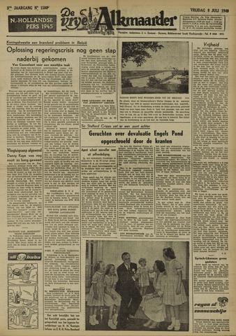 De Vrije Alkmaarder 1949-07-08