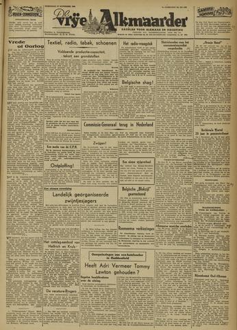 De Vrije Alkmaarder 1946-11-27