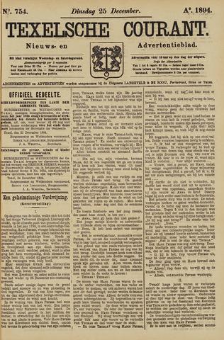 Texelsche Courant 1894-12-25