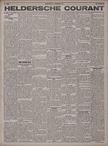 Heldersche Courant 1916-02-17