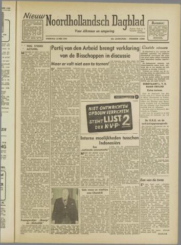 Nieuw Noordhollandsch Dagblad : voor Alkmaar en omgeving 1946-05-14