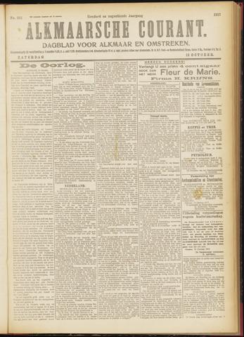 Alkmaarsche Courant 1917-10-13