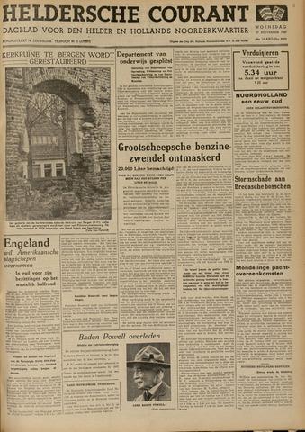 Heldersche Courant 1940-11-27