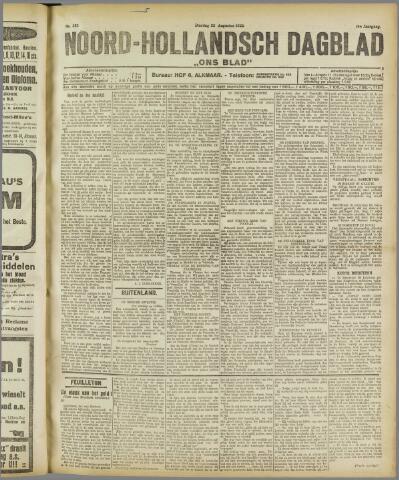 Ons Blad : katholiek nieuwsblad voor N-H 1922-08-22